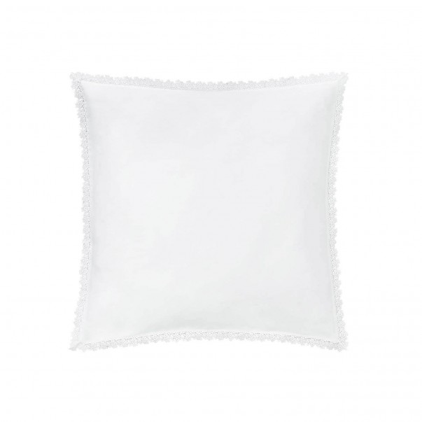 INFANTILLAGE Snow Pillowcase, Guipure