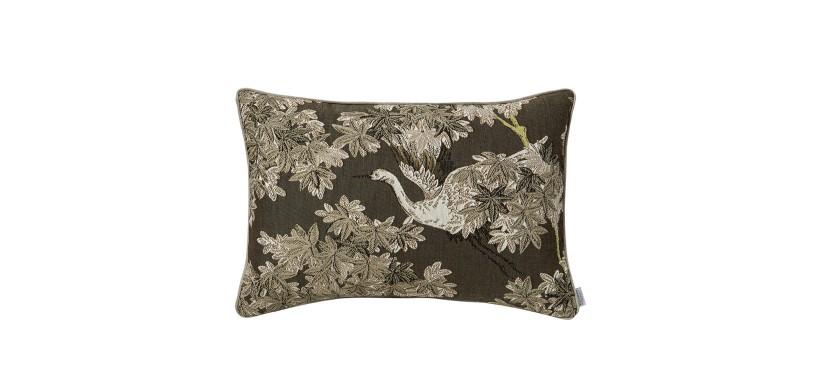 BEL OISEAU cushion cover in tapestry