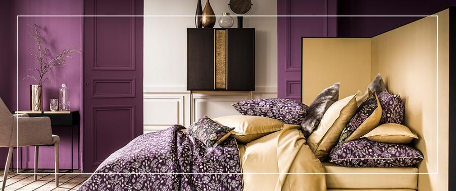 alexandre turpault renouvelle les codes du linge de lit. Black Bedroom Furniture Sets. Home Design Ideas