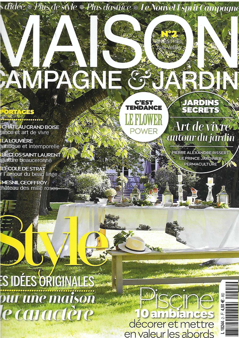 parution maison campagne jardin juin 2017 blog alexandre turpault. Black Bedroom Furniture Sets. Home Design Ideas
