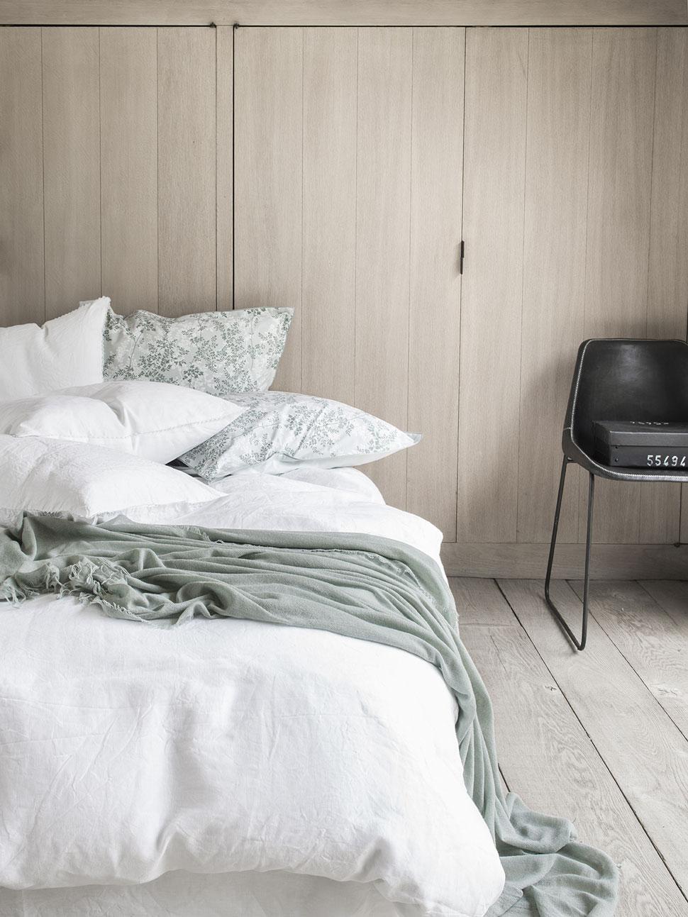 Parure de lit NOUVELLE VAGUE blanc