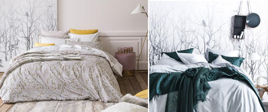 Parure de lit SIMPLE T et CONTE D'HIVER